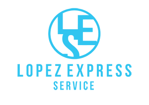 Lopez Express Services Logo